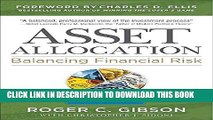 [PDF] Asset Allocation: Balancing Financial Risk, Fifth Edition Full Colection