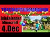 DANISH   Julekalender 2015   4 December   Minecraft   Det hele går galt [HD-60FPS]