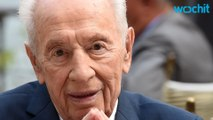 Israel's Shimon Peres Suffers Serious Stroke