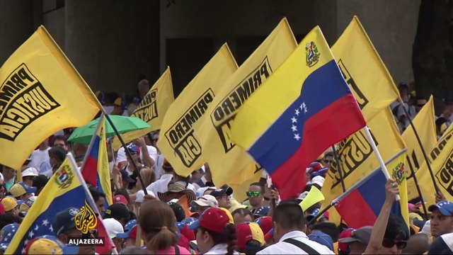 """Venezuela: """"If the government doesn't kill us, the criminals will"""""""