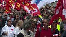 Loi Travail : nouvelle journée de mobilisation à l'appel des syndicats