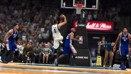 NBA 2K17 - Trailer Momentous de NBA 2K17
