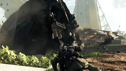 Official Call of Duty®- Infinite Warfare Reveal Trailer