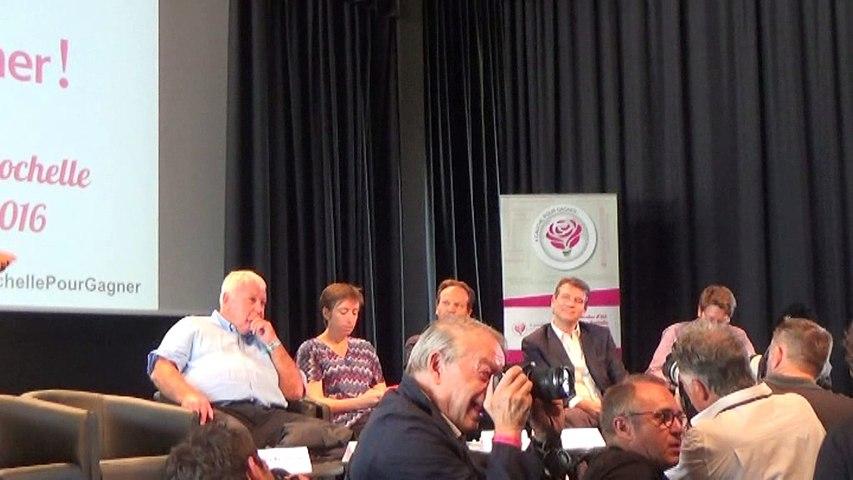 Intervention de Gérard Filoche aux Journées d'été AGPG à La Rochelle le dimanche 11 septembre 2016