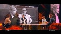 Débat autour du film Victoria de Justine Triet avec Virginie Efira - Le cercle du 16/09/16