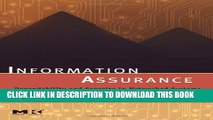 [PDF] Information Assurance: Dependability and Security in Networked Systems (The Morgan Kaufmann