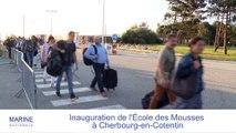 Inauguration de l'Ecole des Mousses a Cherbourg-en-Cotentin Partie I