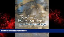 Online eBook Teaching Every Student in the Digital Age: Universal Design for Learning