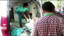 Explosión de motor deja dos turistas muertas y heridos en Bali
