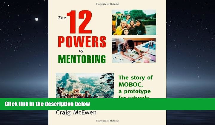Enjoyed Read The 12 Powers of Mentoring