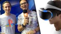La Réalité Virtuelle nouvel eldorado du jeu vidéo ? Nicolas Doucet (PlayStation) nous répond