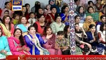 Watch Good Morning Pakistan - 3rd Day Eid Special - 15th September 2016