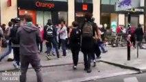 Loi travail : la manifestation parisienne dégénère