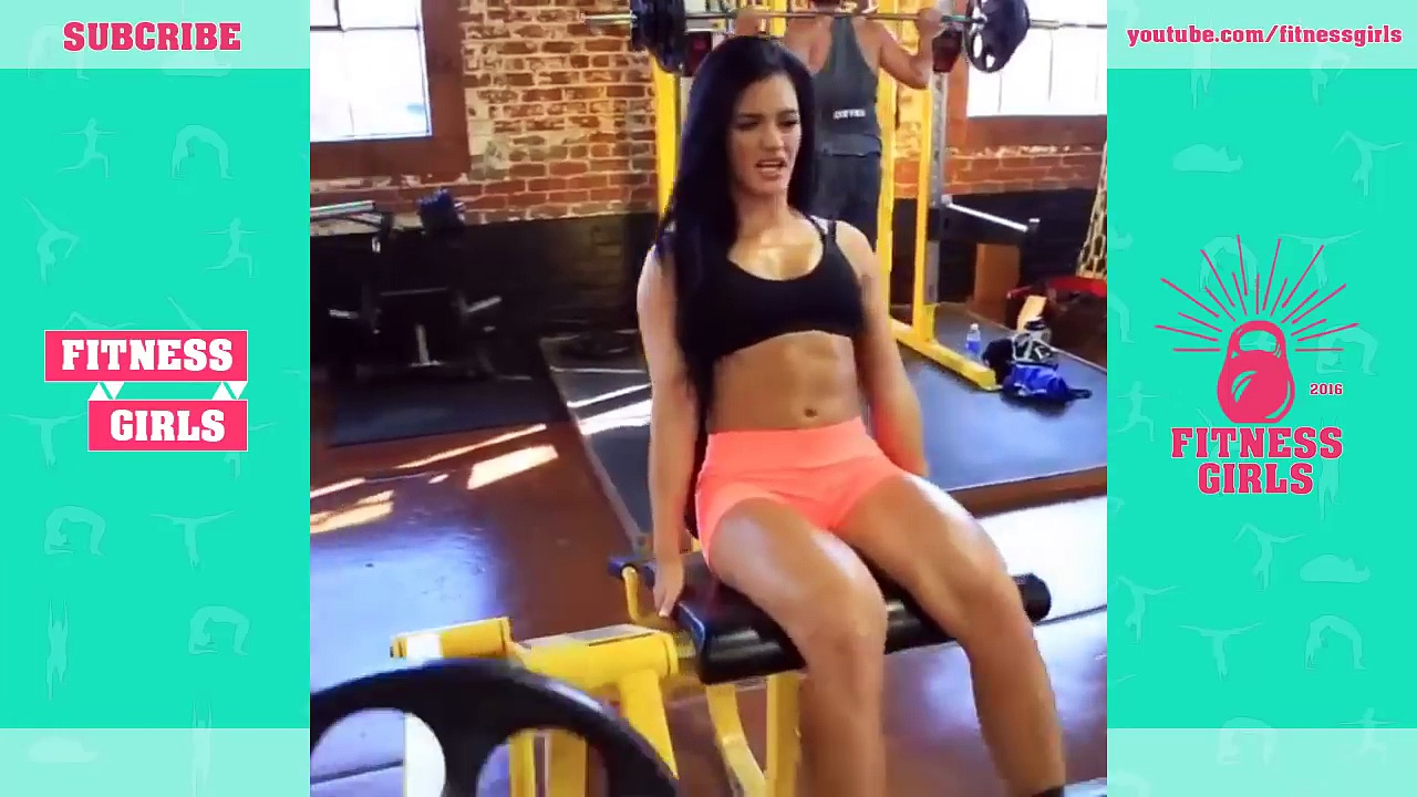 Jessica Arevalo Workout – Fitness Model – Fitness Gym Workout Routines for Women ! !