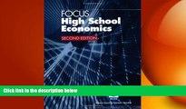 Free [PDF] Downlaod  Focus   High School Economics (Focus) (Focus) (Focus (National Council on