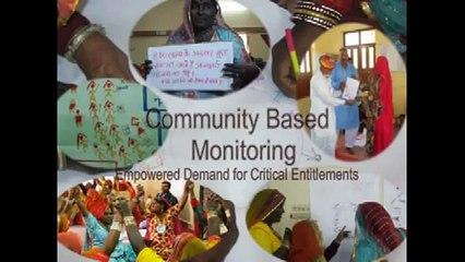 Community Based Monitoring Part-1