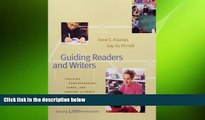 behold  Guiding Readers and Writers (Grades 3-6): Teaching, Comprehension, Genre, and Content