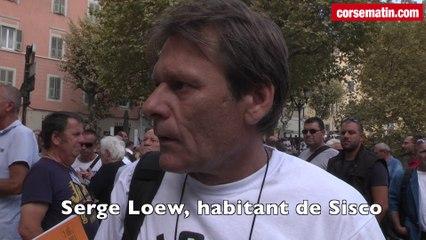 VIDEO. Procès de Sisco : la réaction d'un habitant du village