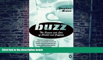 Big Deals  Buzz: The Science and Lore of Alcohol and Caffeine  Best Seller Books Best Seller