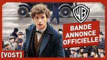 Les Animaux Fantastiques - Bande Annonce Officielle 2 (VOST) - Eddie Redmayne