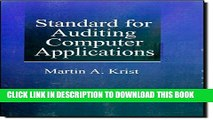 [Read PDF] Standard for Auditing Computer Applications, Second Edition Download Online