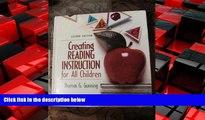 Enjoyed Read Creating Reading Instruction for All Children