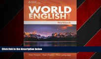 Online eBook World English 1: Workbook (World English: Real People, Real Places, Real Language)