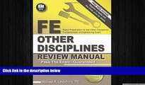 behold  FE Other Disciplines Review Manual