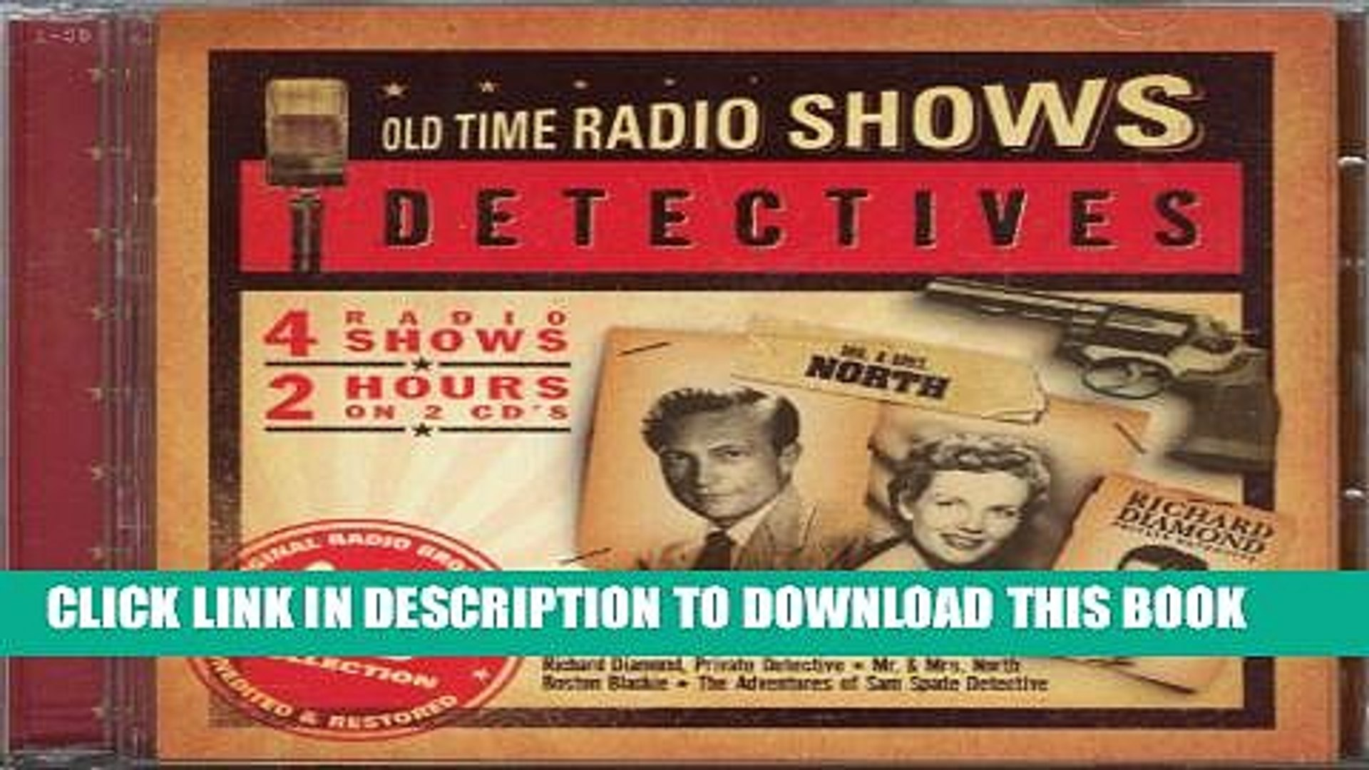 [PDF] Old Time Radio Shows: Detectives Full Colection