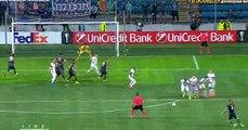 Simon Kjaer Goal - Zorya1-1Fenerbahce 15.09.2016