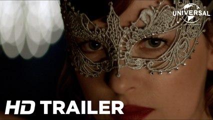 Cinquenta Tons Mais Escuros - Trailer 1