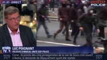 Loi travail, de nouvelles violences, Luc POIGNANT délégué Paris sur BFM