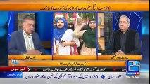 Ishaq Dar Kehtay Hain Dua Karain K Dollar Neechay Aa Jaye- Arif Nizami criticizes Ishaq Dar