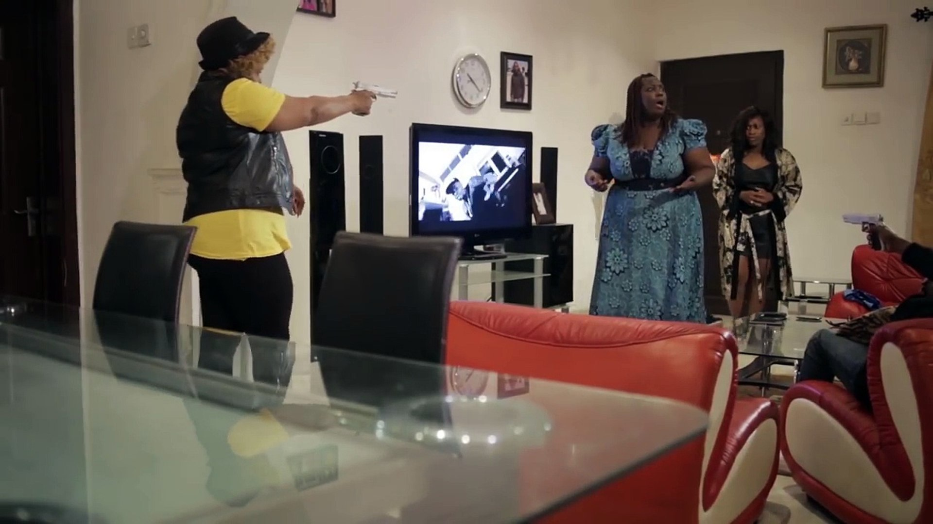 A Long Night [Official Trailer] Latest 2015 Nigerian Nollywood Drama Movie
