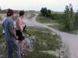 #214 extreme jeep jump [Davidsfarm]