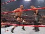 The Rock & Stone Cold Steve Austin vs. NWO