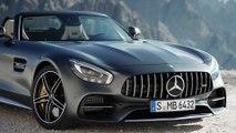 Mercedes-Benz Mercedes-AMG GT C Roadster Exterior Design Trailer