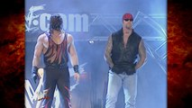 The Undertaker & Kane Help Team Extreme from Steve Austin & Triple H Attack 4/16/01