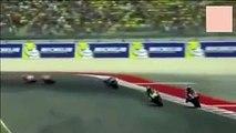 Lebih Agresif Mana Overtake Valentino Rossi vs Lorenzo atau Dani Pedrosa vs Rosi Moto GP Misano 2016