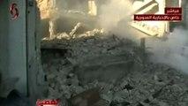 Siria, almeno 41 morti in una serie di attentati terroristici