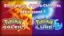 Pokémon Soleil - Plus d'Ultra-Chimères