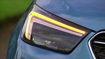 Opel MOKKA X in True Blue Design
