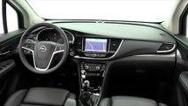 Opel MOKKA X in Amber Orange Interior Design Trailer