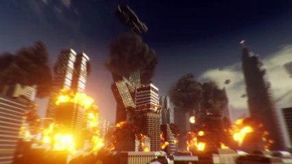 Call of Duty Infinite Warfare - Story Trailer de Call of Duty : Infinite Warfare
