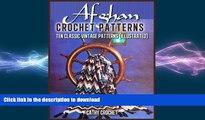 GET PDF  Afghan Crochet Patterns - Ten Classic Vintage Patterns (Illustrated)  BOOK ONLINE