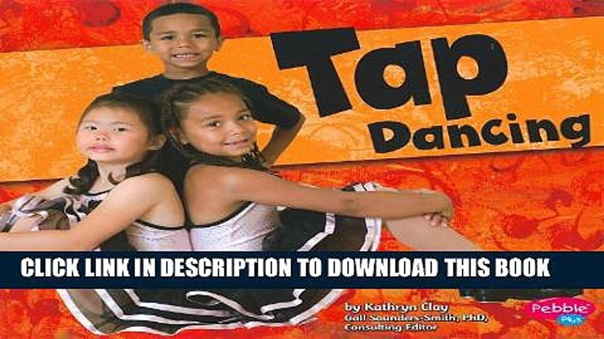 New Book Tap Dancing (Dance, Dance, Dance)
