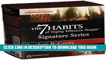 New Book The 7 Habits of Highly Effective People - Signature Series: Insights from Stephen R. Covey