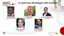 Table Ronde : le sport pour développer votre Business