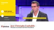 Myriam El Khomri : « J'ai eu le sentiment que Nicolas Sarkozy participait à une primaire de l'extrême droite »