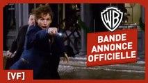 Les Animaux Fantastiques - Bande Annonce Officielle VF - Eddie Redmayne